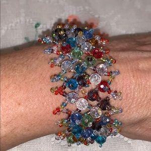 Jewelry - Beautiful unique beaded bracelet